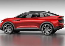 Volkswagen ID Lounge, SUV di lusso alla guida della line up elettrica