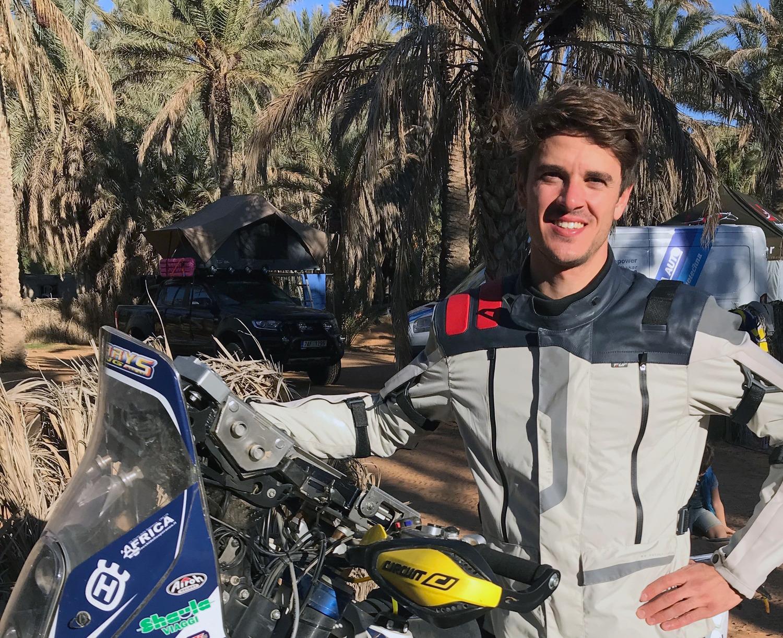 T.ur con il campione di rally Jacopo Cerutti