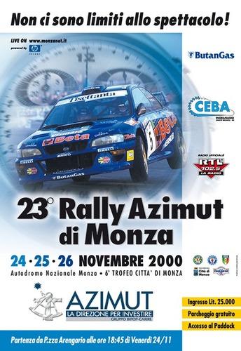 Rally di Monza 2019: no Rossi, no Show? Piangono gli sponsor (5)
