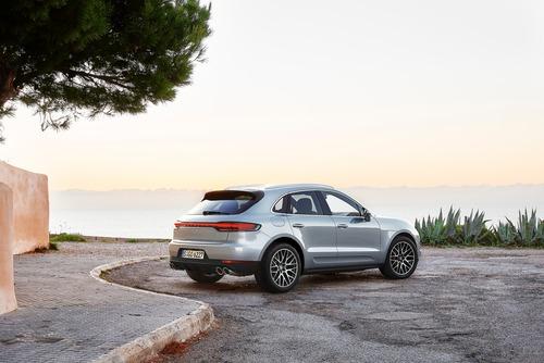 Porsche Macan S, si amplia la gamma del restyling (3)