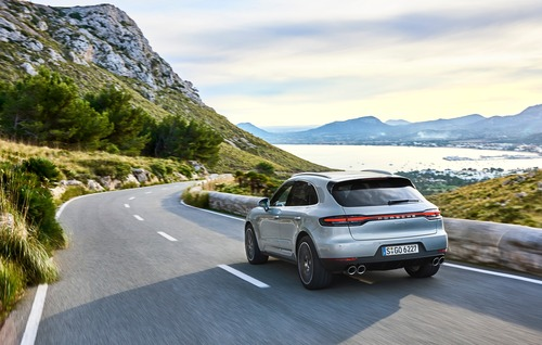 Porsche Macan S, si amplia la gamma del restyling (8)