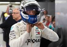 Valtteri Bottas, debutto al volante di una WRC in Finlandia