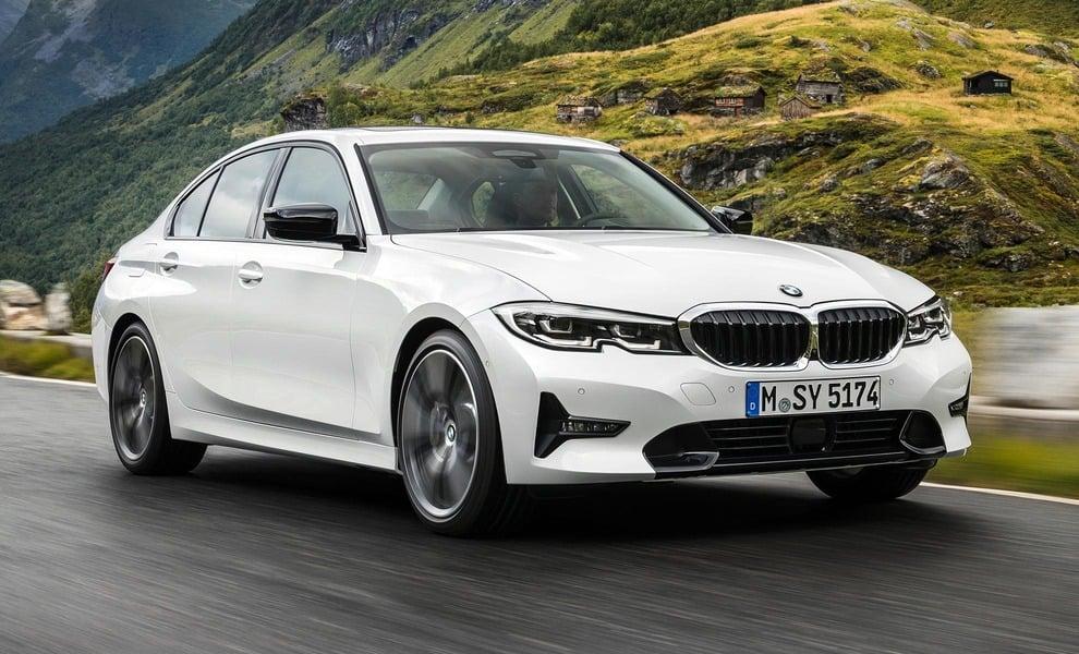 BMW Serie 3 320i xDrive Luxury