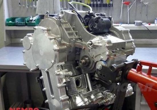L'incredibile motore Nembo Super 32 Rovescio