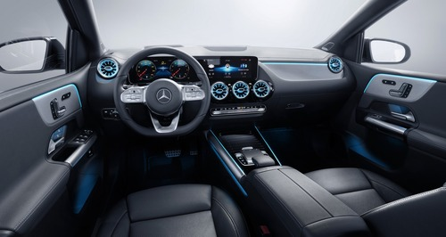 Mercedes Classe B, i prezzi: si parte da 27.140 euro (7)