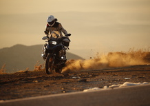 BMW R1250GS Adventure HP: TEST OFFROAD - 2a parte
