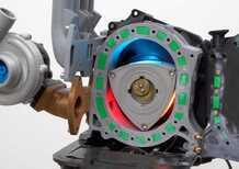 Come funziona un motore rotativo Wankel: ecco il modello plastico in scala di Mazda [video]