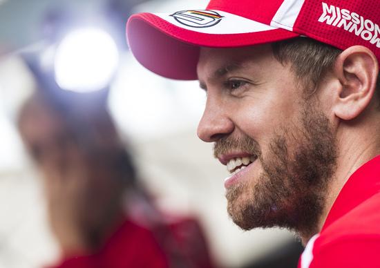 F1, Sebastian Vettel: «L'elettrico? È la tecnologia sbagliata»