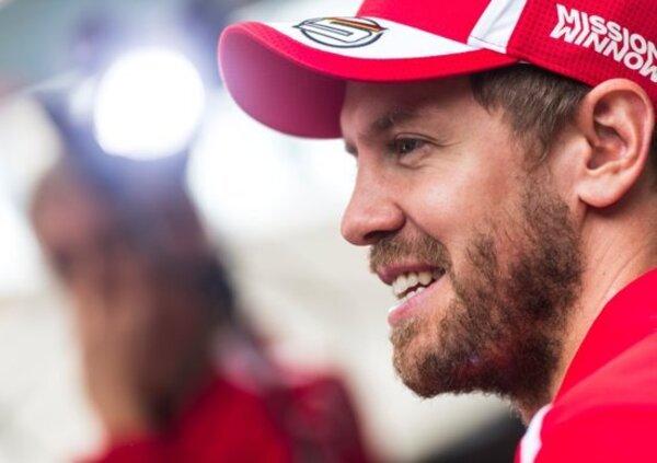 F1, Sebastian Vettel: Lelettrico? È la tecnologia sbagliata