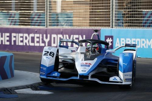 Formula E, ePrix di Ad Diriyah: pole per Da Costa