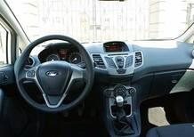 Ford Fiesta 1.6 TDCi 5p. Titanium del 2007 usata a Ferrara