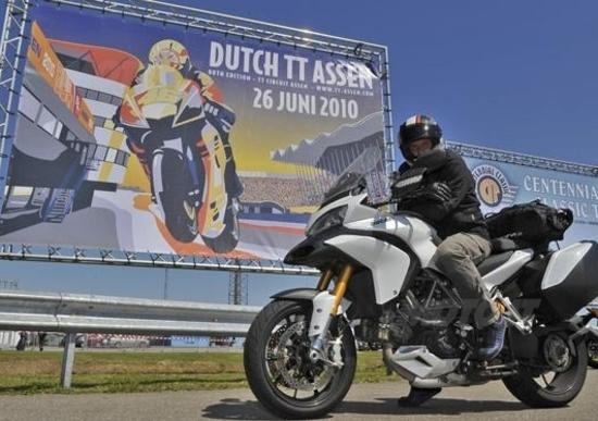 Long test: 6.000 km con la Ducati Multistrada