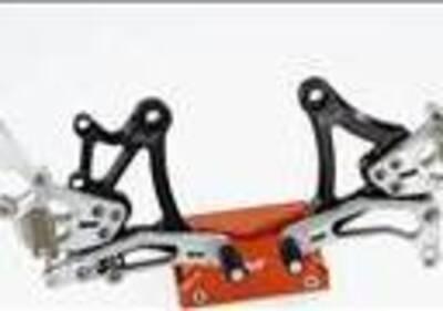 PEDANA NAKED RME Robby Moto Special Parts - Annuncio 7523729