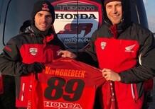 MXGP: Van Horebeek è ancora alla ricerca di un posto fisso in MXGP