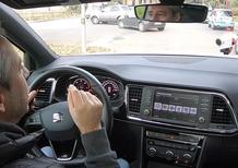 Tecnologia Seat: scopriamola su Ateca FR con Andrea Galeazzi [video]