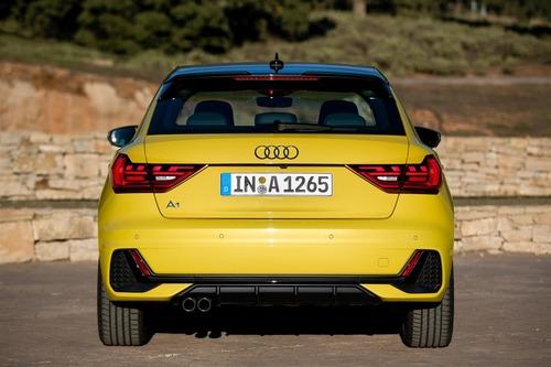 Audi A1 Sportback: i nuovi motori 35 e 40 TFSI (4)
