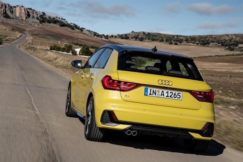 Audi A1 Sportback: i nuovi motori 35 e 40 TFSI (2)