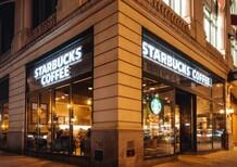 Code per il caffè di Starbucks? Arriva a casa, con Uber