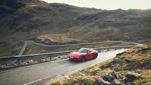 Porsche Cayman e Boxster 718 T: piacere di guida al top (3)
