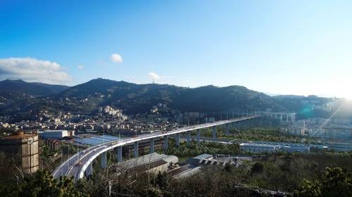 Ponte Morandi: passa il progetto di Renzo Piano  (2)