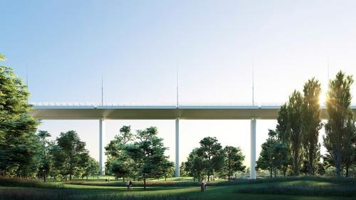Ponte Morandi: passa il progetto di Renzo Piano  (4)