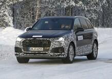 Audi Q7, atteso il restyling [Foto spia]
