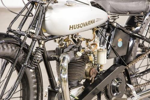 Husqvarna Model 30 A del 1929: all'asta un esemplare unico (2)