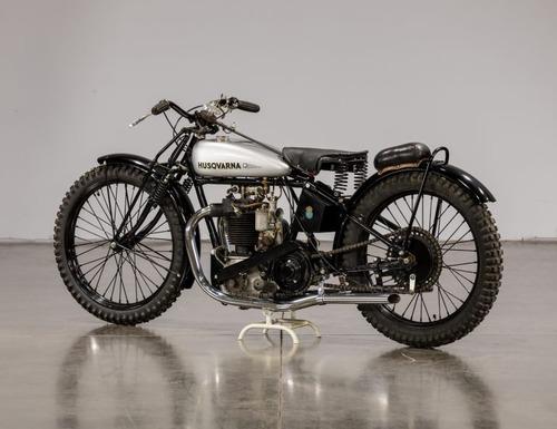 Husqvarna Model 30 A del 1929: all'asta un esemplare unico (5)
