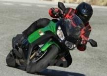 Kawasaki Z1000SX. Il nostro test in Spagna