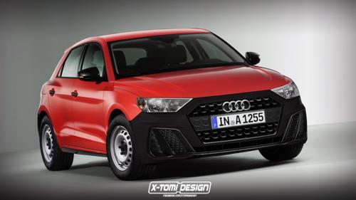 Base spec: Berline, Crossover e SUV con il tuning estetico minimalista (4)