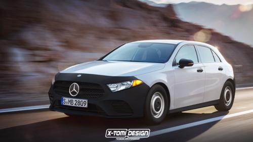 Base spec: Berline, Crossover e SUV con il tuning estetico minimalista (8)