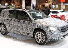 Mercedes GLB: ecco il nuovo Crossover in prova [foto gallery]