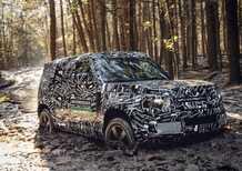 Nuovo Land Rover Defender, le prime immagini ufficiali