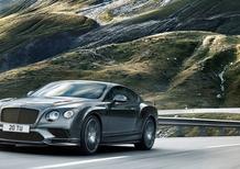 Bentley Continental Supersport di Andrea Iannone: sequestrata in Svizzera