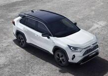 Nuova Toyota RAV4 2019, Listino prezzi da € 34.550, scontati € 29.950