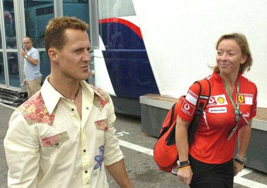 Vi racconto Schumacher, seconda puntata: Sabine Kehm