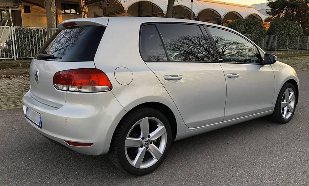 Volkswagen Golf 1.6 TDI DPF 5p. Highline del 2012 usata a Reggio Emilia (2)