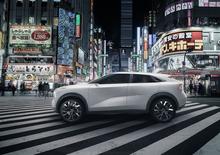 NAIAS 2019: Infiniti QX Inspiration, verso il SUV elettrico