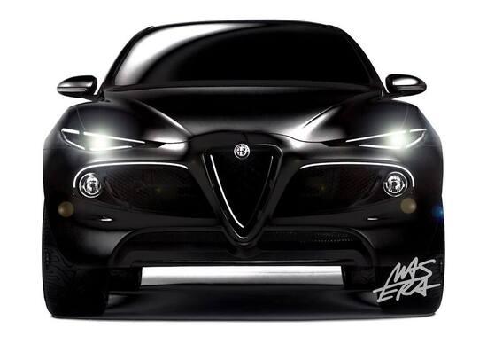 Alfa Romeo Kamal: nuove immagini del SUV fratello minore di Stelvio