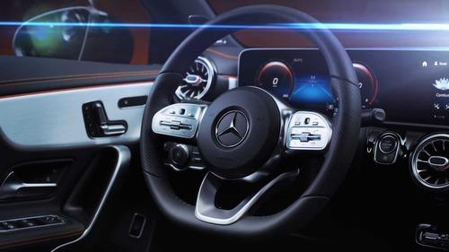 Mercedes CLA, i teaser prima del debutto (4)
