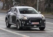 Ford: in arrivo un nuovo SUV su base Fiesta? [Foto spia]