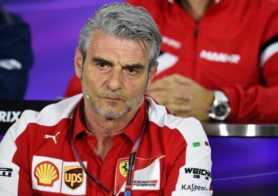 F1: Arrivabene, via dalla Ferrari, verso la Juventus?