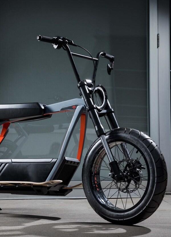 CES 2019. Harley-Davidson presenta uno scooter e un motociclo elettrico