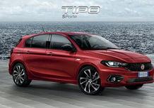 Fiat Tipo in offerta: promo a 12700 €