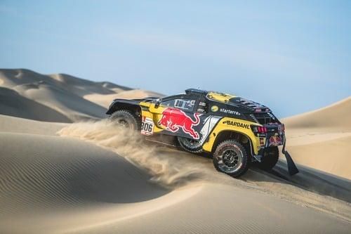 Dakar Perù 2019 Loeb-Peugeot. Pisco-Nazca-San Juan de Marcona: si vince! (2)