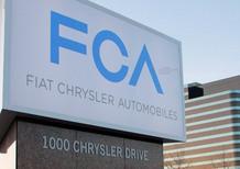 "FCA, Diesel ""truccati"": multa da 700 milioni negli USA"