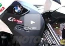 GS 650 BMW. Buzzoni: La sorellina minore della famiglia GS