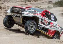 Dakar 2019 Perù. Live Day 4: vincono Brabec (Honda) e Al-Attiyah (Toyota)