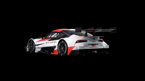 Toyota GR Supra Super GT, svelata la concept racing (4)