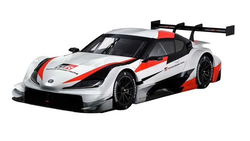 Toyota GR Supra Super GT, svelata la concept racing (3)